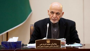 'Notable progress' made in peace talks with Taliban: Ghani