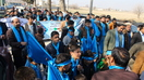 Peace caravan, Kunduz residents rally for end of war