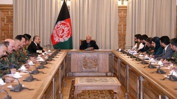 Ghani re-elected, setting up negotiations to end war with Taliban
