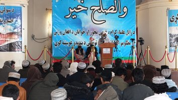 Zabul residents call on Taliban to accept long-term ceasefire