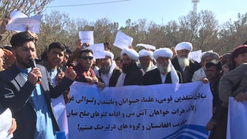 Herat residents urge Taliban to agree to ceasefire, seek permanent peace