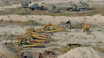 Decades after Soviet invasion, Russian land mines continue to claim Afghan victims