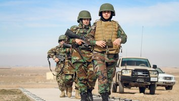 More women interested in joining ranks of Afghan forces