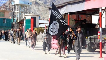 ISIS fighters continue to surrender in Kunar amid pounding by US forces