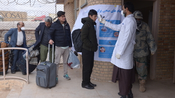 Officials blame Tehran's disinformation for arrival of coronavirus in Herat