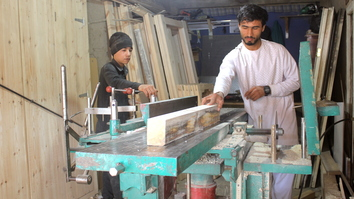 Kunduz government creates hundreds of job opportunities for returning Afghans