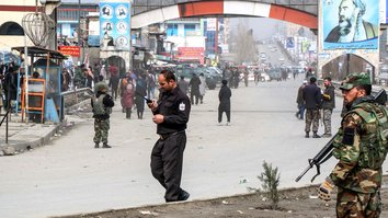 ISIS attack kills dozens at Mazari ceremony in Kabul