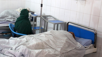 Kunduz residents welcome government attention to healthcare services