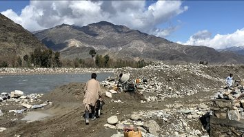 Kunar farmers welcome irrigation project aimed at increasing crop diversity