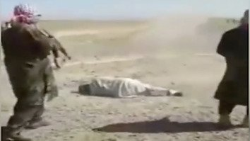Taliban brutality takes center stage with couple's execution in Ghor