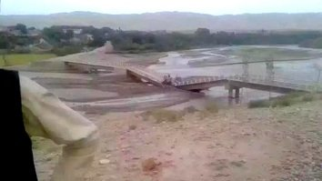 Taliban blow up bridge in Takhar, cutting off thousands of villagers