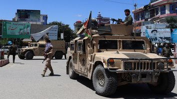 Afghan forces step up efforts to prevent civilian casualties