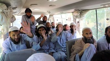 Hopeful for peace, Afghan government frees Taliban prisoners as part of Eid ul Fitr truce