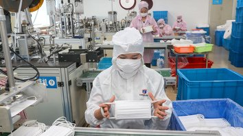 Chinese firm sold half-million 'fake' COVID-19 masks meant to protect doctors