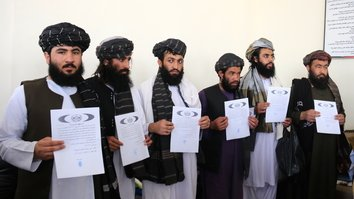 Released Taliban prisoners detail role of foreign governments behind ongoing war
