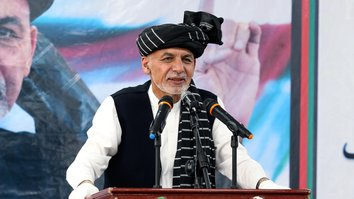 Afghan peace faces 'serious challenges' due to Taliban violence: Ghani