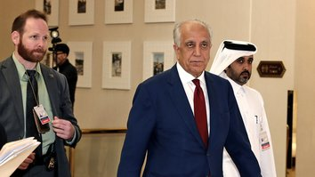 Khalilzad urges Taliban to halt violence as peace deal enters 'next phase'