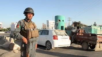 Herat security improves amid growing co-operation between police, citizens