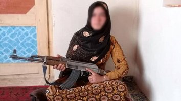 Fighting back: Afghan girl kills Taliban members after they murder her parents