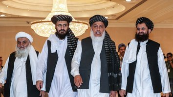 Taliban offer conditional timeline for peace talks with Afghan government