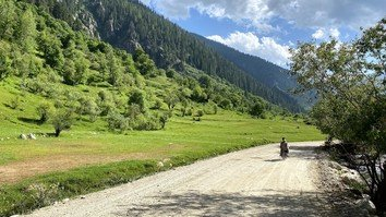 'Beautiful and green' Nuristan sees spike in tourism amid improved security