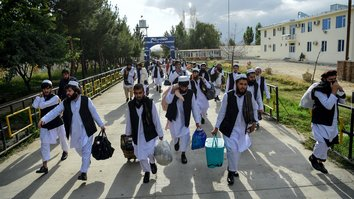 Intra-Afghan peace negotiations expected in days as prisoner release approved