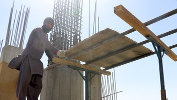 Former Taliban fighters in Zabul find new jobs with Citizens' Charter project