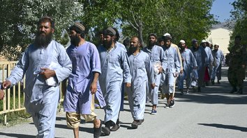 Taliban fighters freed in prisoner exchange have returned to battlefield, says Abdullah