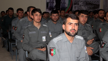 Afghan National Police to shift focus to law enforcement by 2024