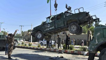 Laghman governor survives suicide attack as blast hits Nangarhar government building