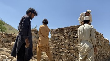 Nangarhar residents return home to rebuild after defeat of ISIS-K