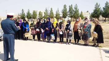 Driver's licences in Faryab mark latest achievement for Afghan women