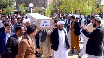 Herat residents demand preservation of ANDSF as outcome of peace talks