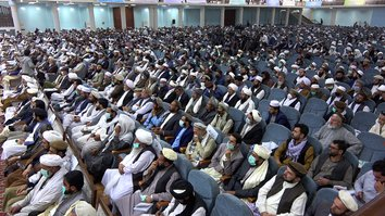 Religious scholars say Taliban will face 'God's curse' for un-Islamic war