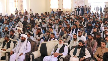 Afghans demand achievements of past 20 years be preserved in peace talks