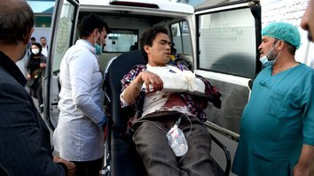 Gunmen storm Kabul University, leaving a trail of blood and carnage