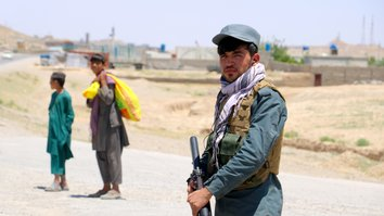 Zabul residents see positive change, improved security with police reforms