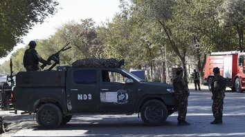 Afghan forces hunt down masterminds of Kabul University massacre