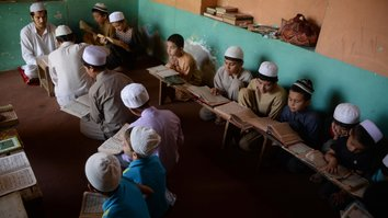Balkh officials register madrassas in attempt to root out extremism
