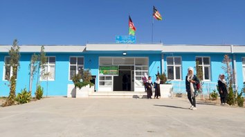 Afghan government bolsters education in Herat with almost 100 new schools