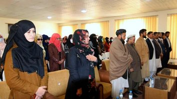 Takhar women vow to forgive Taliban atrocities if group makes peace