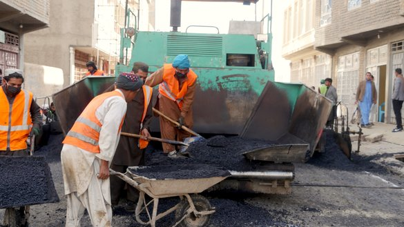 Government development projects give Herat residents hope for future