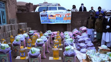 Taliban steal government aid intended for deprived Herat families