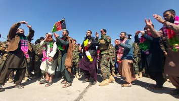 Afghan commandos rescue 34 captives from Taliban prison in Herat