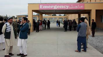 Taliban close dozens of healthcare centres in Samangan, Takhar