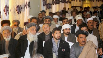Kunduz residents urge Taliban to stop violence during Ramadan