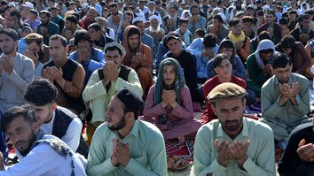 Afghans hope for peace as Eid ul Fitr ceasefire pauses deadly violence